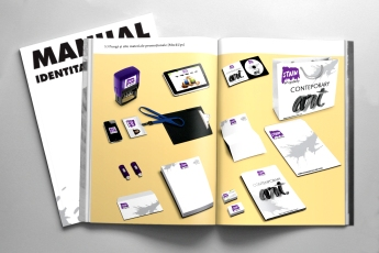 Manual identitate - stationery