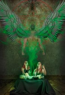 PHOTOSHOP - summoning