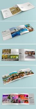 InDesign - brosura