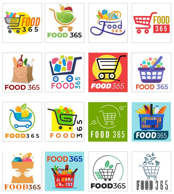 LOGO food 365